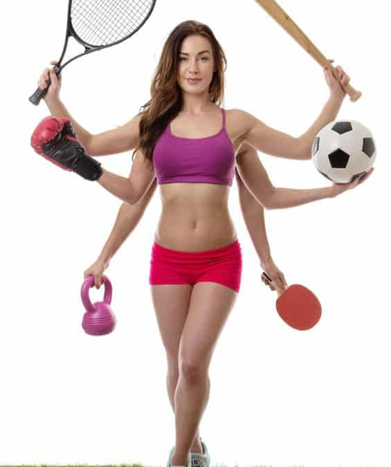 Playing Multiple Sports Develops the Young Athlete