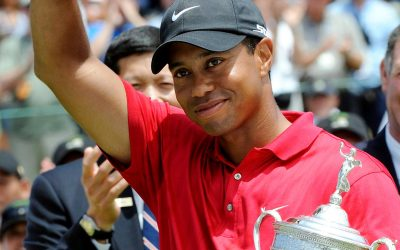 Tiger Woods Role Models 'Never Give Up' on Finding Pain Relief